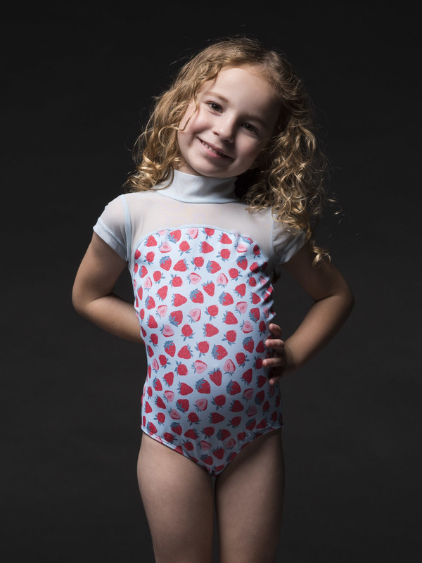 Elizabeth Kids Strawberry Fields RTW