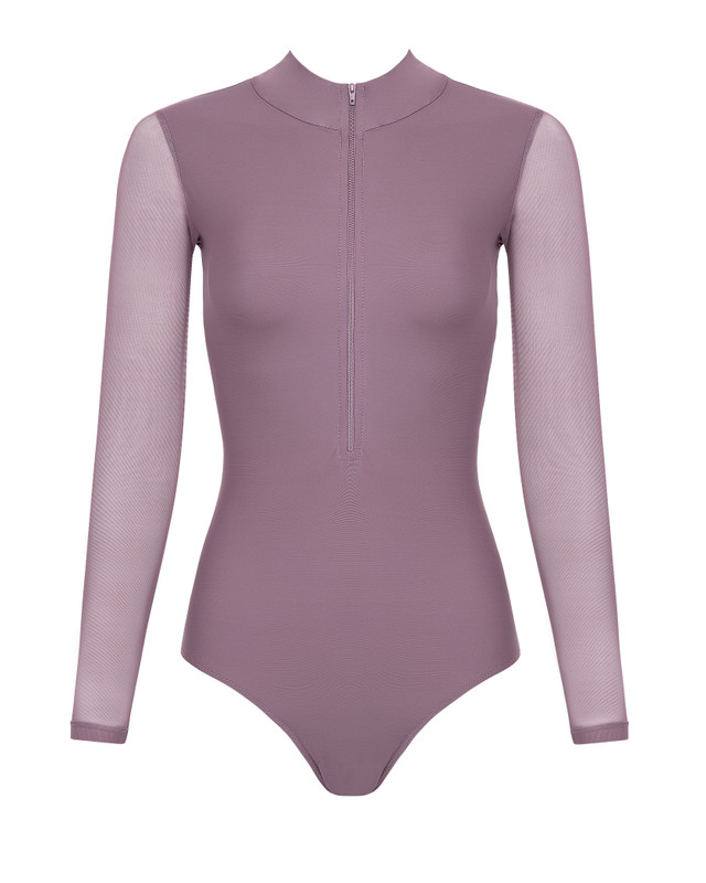 Molly Leotard with Zipper