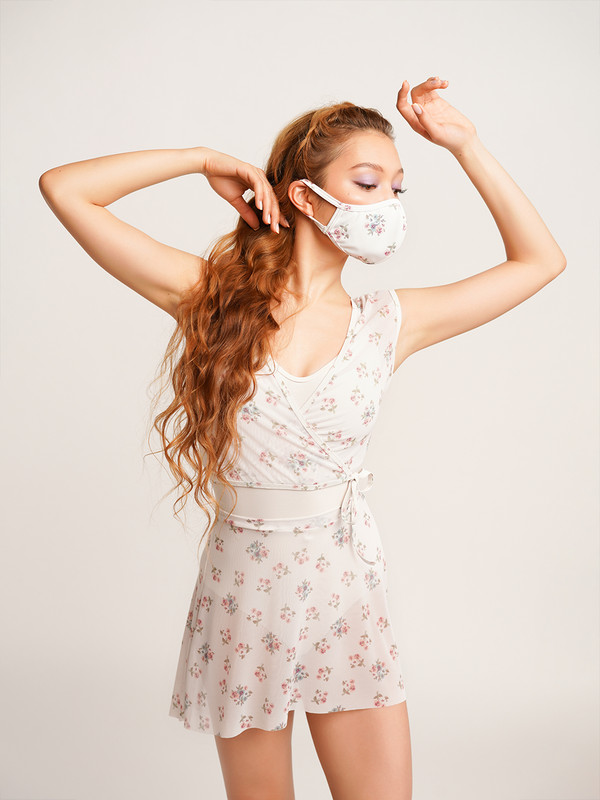 Spring Fling Barrier Masks RTW