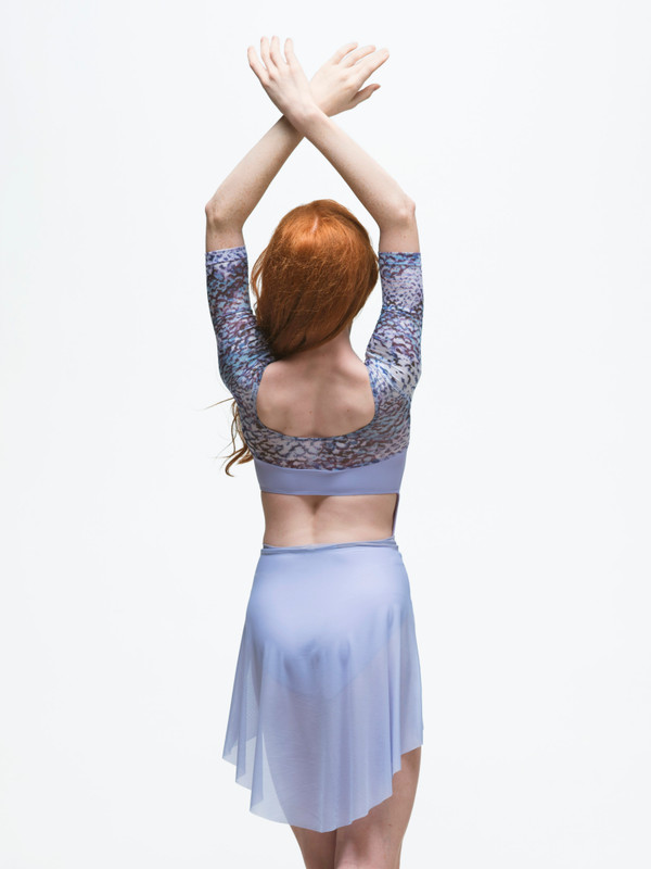 Laico Open Back Leotard