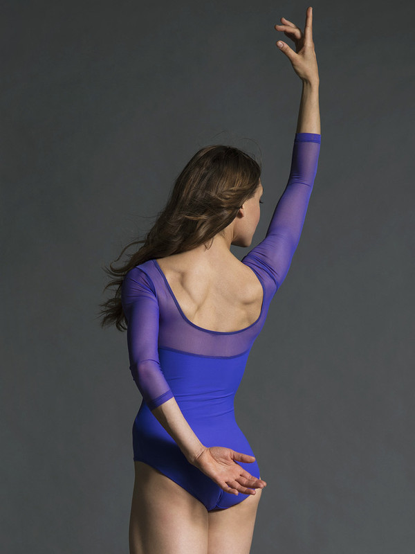 Laico Leotard with sleeves