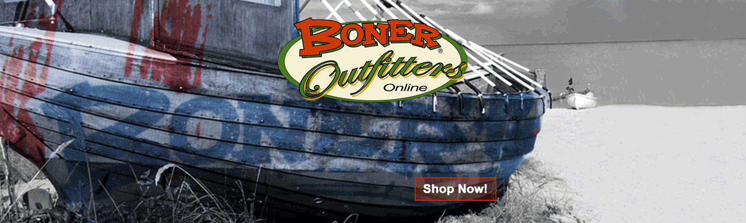Shop Saltwater Fishing Rods, Boner Custom Rods  T-Shirts, and Explorer Hats at Boner Outfitters