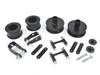 """Steel Lift Kit Front 2.5"""" Rear 1.5"""" Wrangler 2007-2016 JK"""