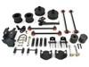 "Steel Complete Lift Kit Front 3"" Rear 2"" Wrangler 2007-2016 JK"
