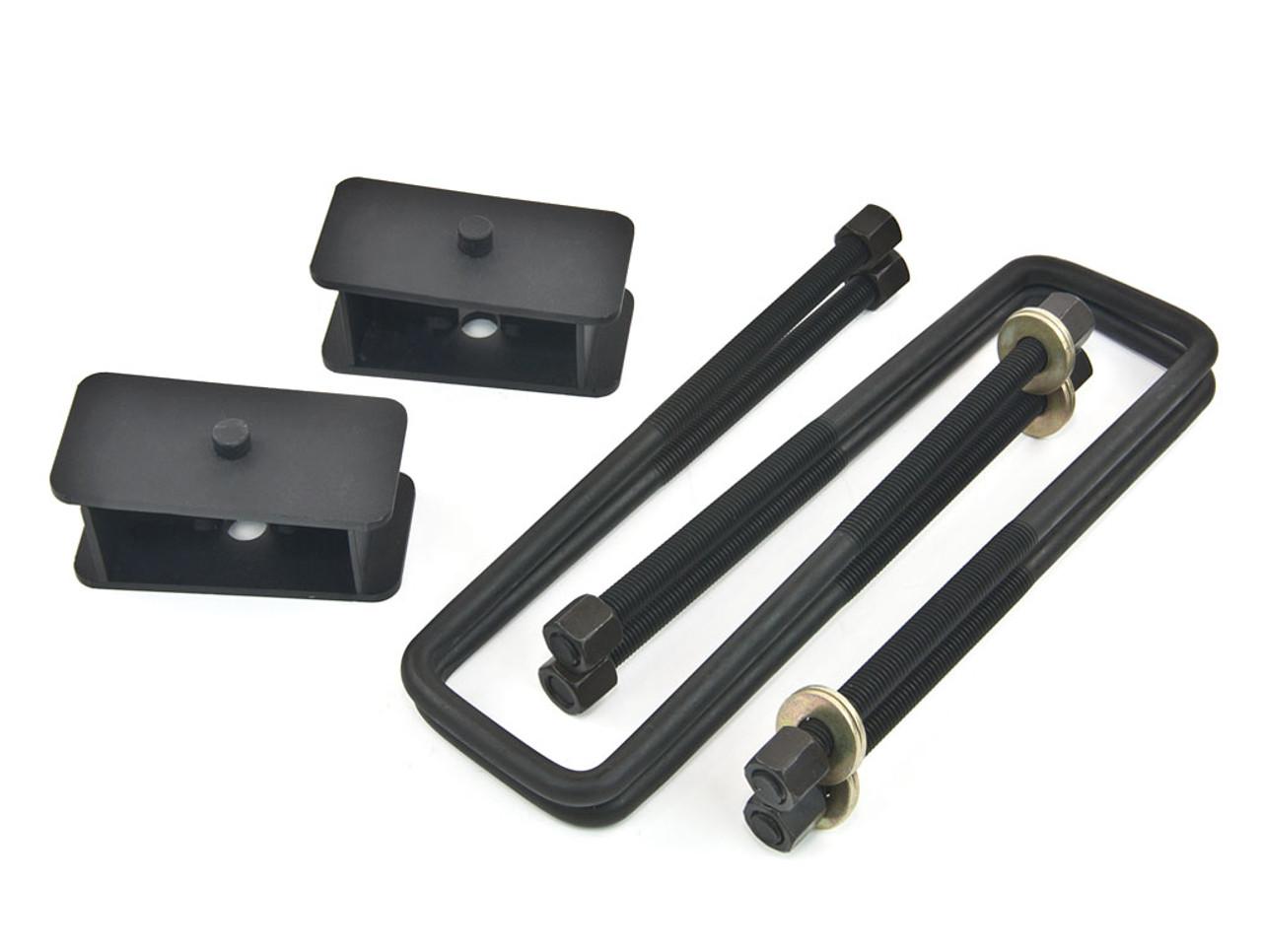 "99-13 GMC Chevy 2500 3500 4WD 8-Lug Single//Dually Alloy Rear 2.5/"" Leveling Kit"