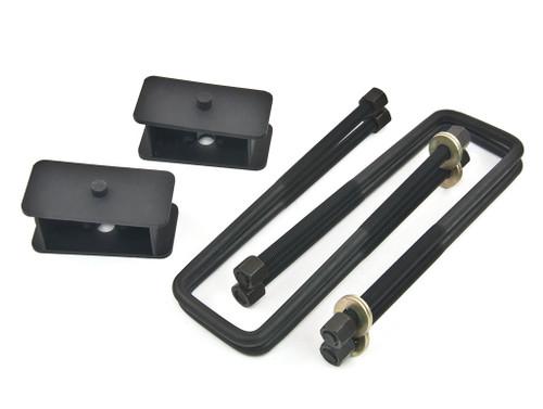 "Steel Rear 2"" Lift Kit GMC Chevy 2500 3500 99-13 4WD 8-Lug Single / Dually"