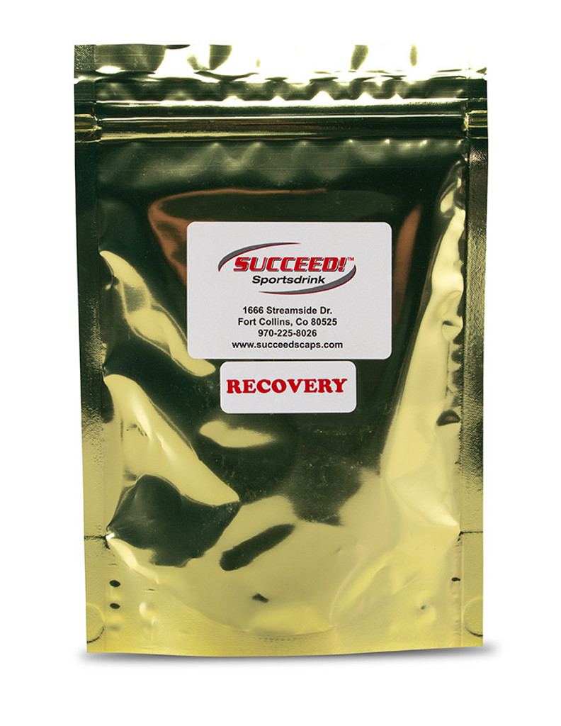 Vitamin/Mineral/Supplement Recovery Aid  Get your recovery supplements in one convenient pack. Training is a process of stressing and then re-building the body. The most important part of training is the re-building! So, help your body with the re-building process by giving it the special nutrients it needs for repair.  • Amino acids to promote growth hormone release • Anti-oxidants to neutralize destructive free-radicals • Chrome for insulin production to drive repair • Single-serving packets