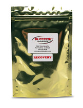 Vitamin/Mineral/Supplement Recovery Aid  Get your recovery supplements in one convenient pack. Training is a process of stressing and then re-building the body. The most important part of training is the re-building! So, help your body with the re-building process by giving it the special nutrients it needs for repair.  •Amino acids to promote growth hormone release •Anti-oxidants to neutralize destructive free-radicals •Chrome for insulin production to drive repair •Single-serving packets