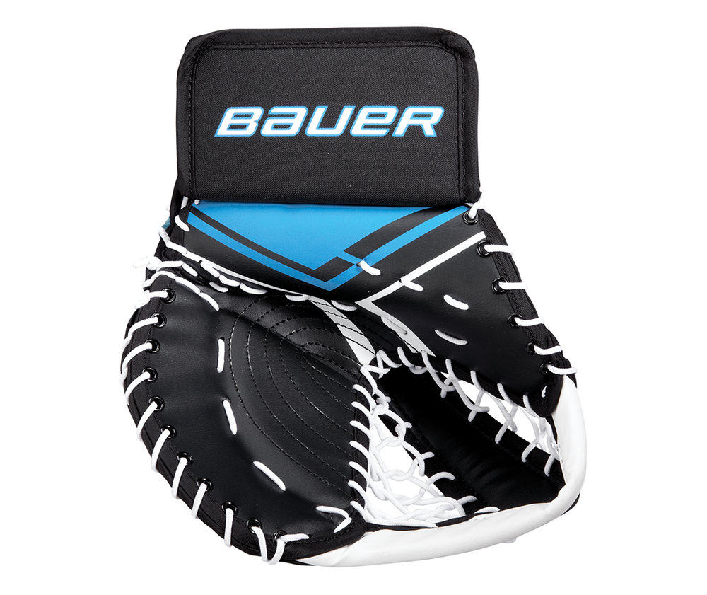 Bauer Street Hockey Goalie Trapper Jr The Sports Exchange