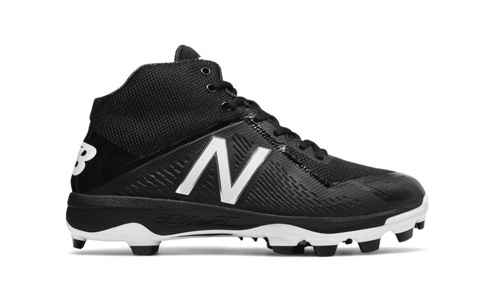 new concept 45fae f0ece New Balance 4040v4 Mid-Cut Men s Molded Baseball Cleats - The Sports  Exchange