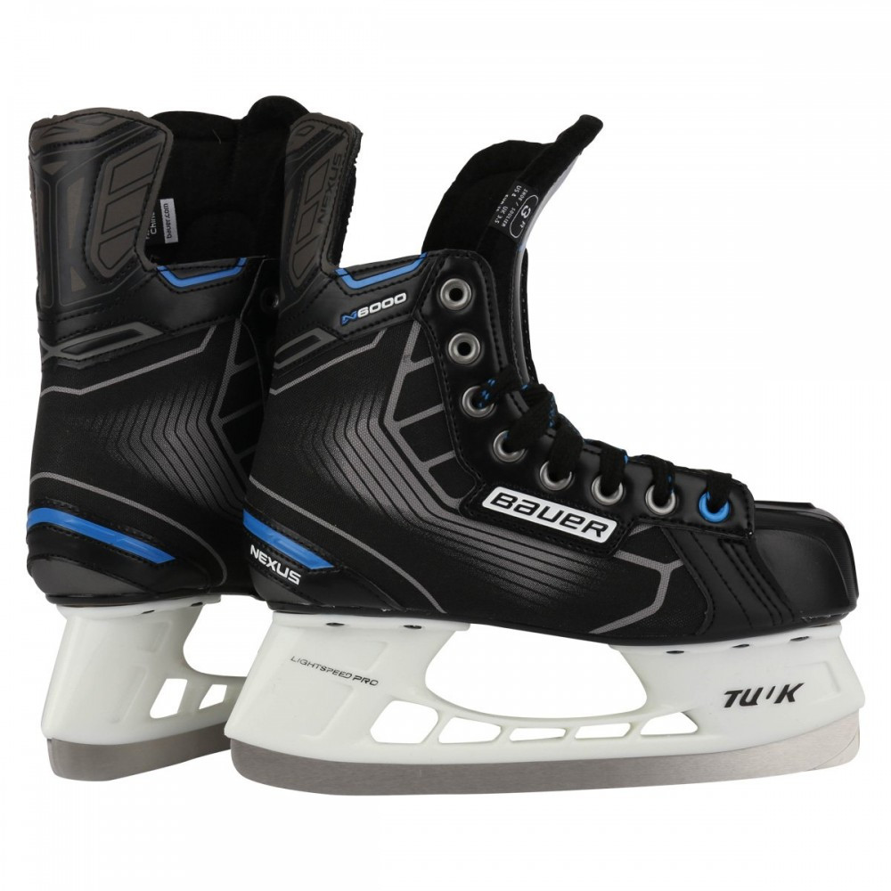 44f5abe4351 Bauer Nexus N6000 Youth Skates - The Sports Exchange