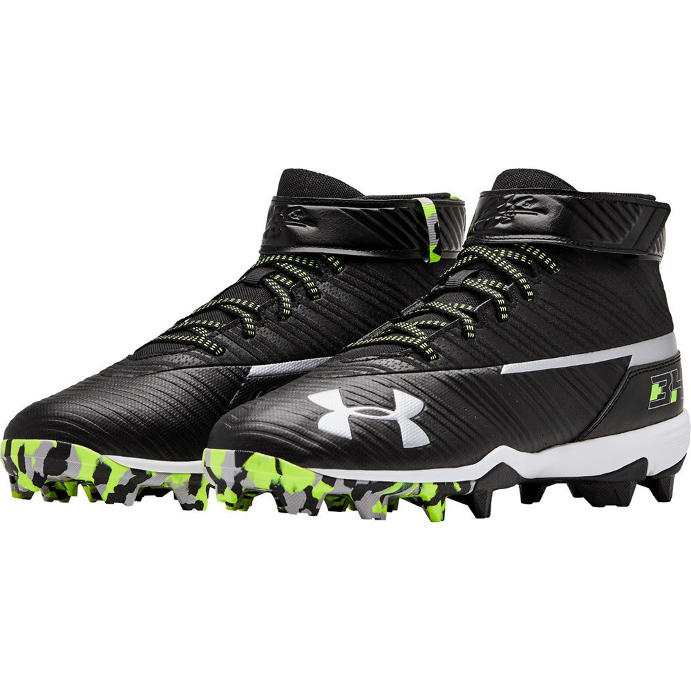 6d6b6de7dcf Under Armour Harper 3 Mid RM Men s Cleats - The Sports Exchange