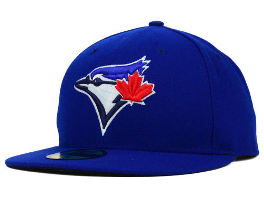 800450772dc Toronto Blue Jays MLB Authentic New Era Hat - The Sports Exchange
