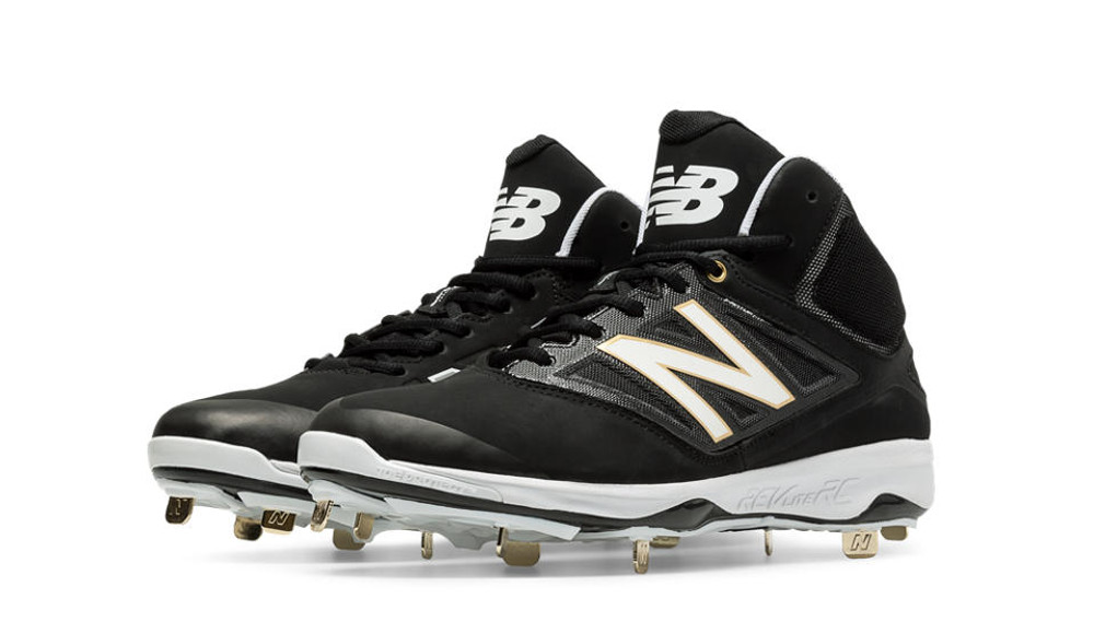 the latest 9f0c9 43069 New Balance Mid-Cut 4040V3 Metal Baseball Cleats - The Sports Exchange