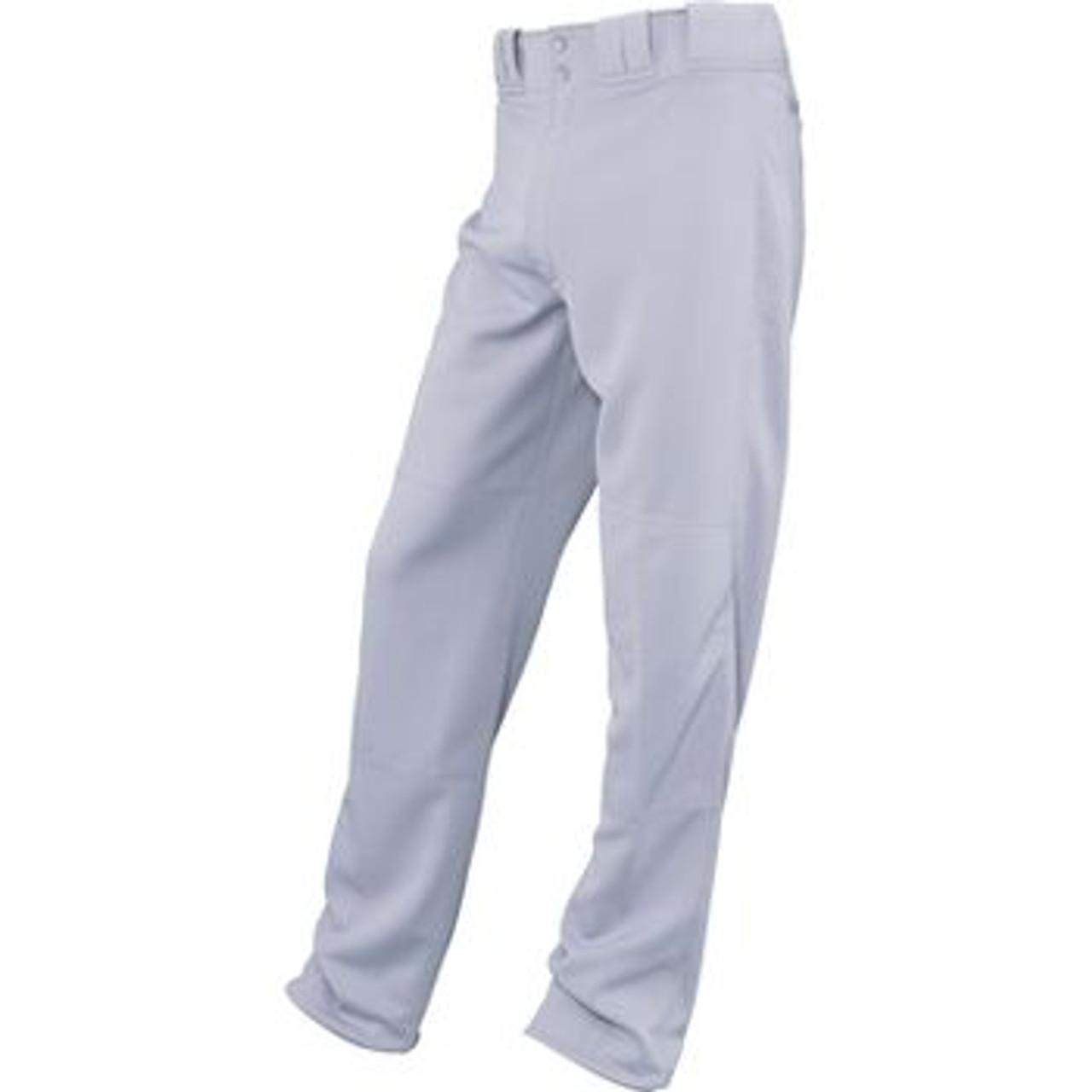 Easton Rival Adult Rival Baseball Pant Grey M