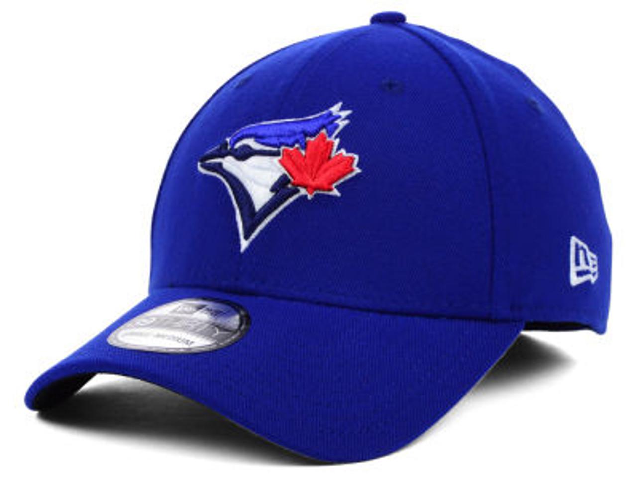 Child Youth Toronto Blue Jays New Era White 2018 Spring Training Prolight 39THIRTY Flex Hat Cap