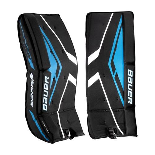 Bauer Street Hockey Goalie Leg Pads - Sr.