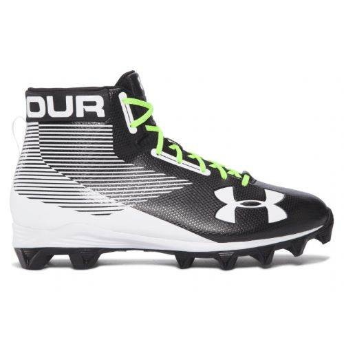 Under Armour Hammer Mid RM Youth Football Cleats