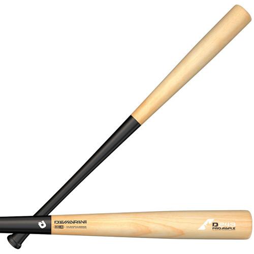 2018 Demarini D243 Pro Maple Wood Composite Bat