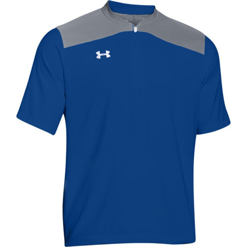 Under Armour Triumph Youth Short Sleeve Cage Jacket