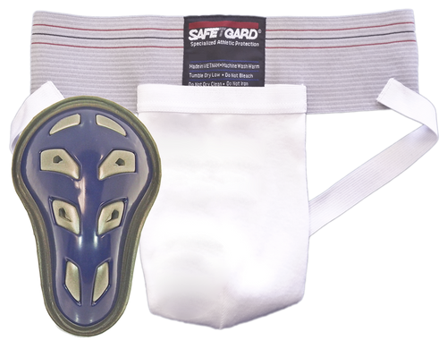 SafeTGuard Adult Supporter with Cup