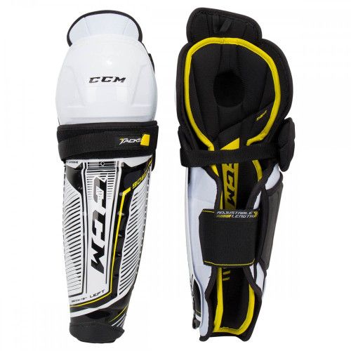 CCM Tacks 9060 Shin Pads - Sr.