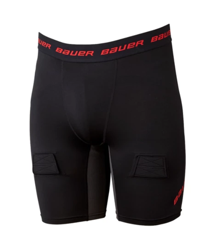 Bauer Essential Compression Jock Shorts