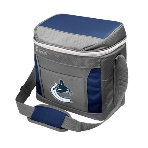 Coleman Vancouver Canucks NHL 16 Can Cooler Bag