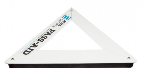 Blue Sports Triangular Pass-Aid