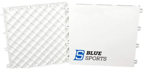 Blue Sports Hockey Training Surface Tiles