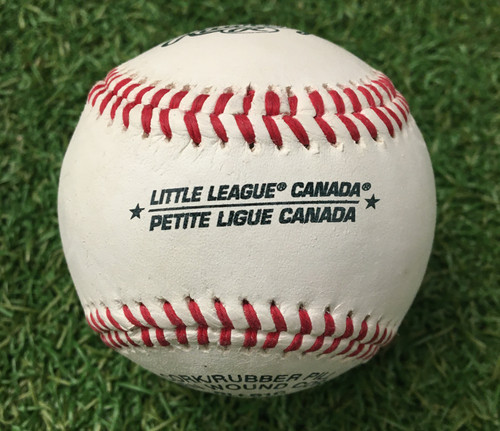 Dozen Rawlings RLLB1C Little League Baseballs