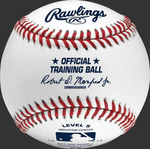 Dozen Rawlings ROTB5 Training Baseballs