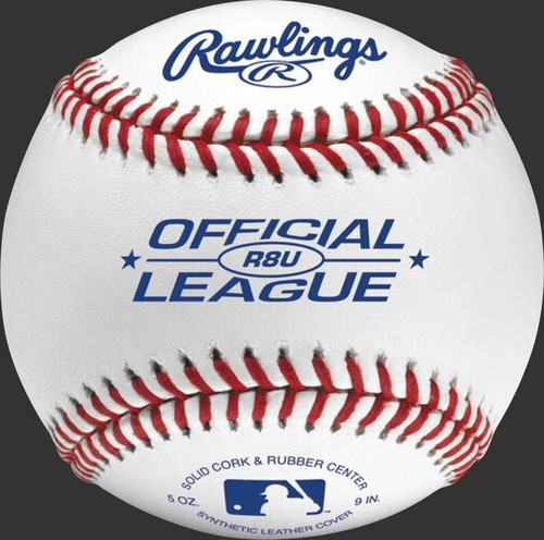 Dozen Rawlings R8U Recreational Baseballs
