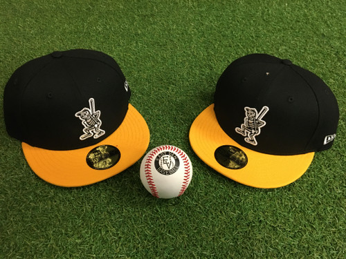 Vancouver Isotopes New Era 59FIFTY EVBL Hat