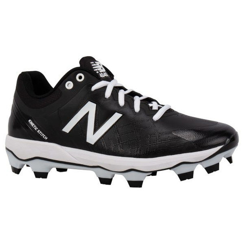 New Balance 4040v5 Junior Molded Low Baseball Cleats