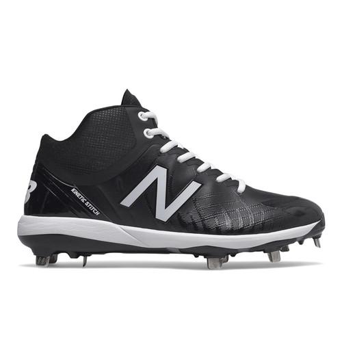 New Balance 4040v5 Metal Mid Baseball Cleats