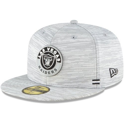New Era 59Fifty Fitted Cap - SIDELINE 2020 Las Vegas Raiders
