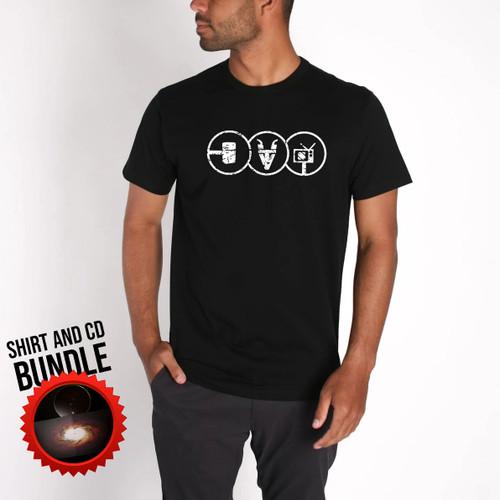 Shirt & CD Limited Edition Feel Bundle