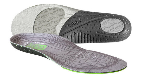 O Fit Insole™ Insole Plus Medium Arch Thermal
