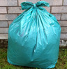 "Green Refuse Sack 18x29x39"" 15kg 160g"