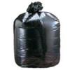 "Black Compactor Sack 22x33x47"" 20kg 230g"