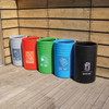 COT/3 Open Top Litter Bin