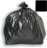 "Black Refuse Sack 18x29x39"" 15kg 120g"