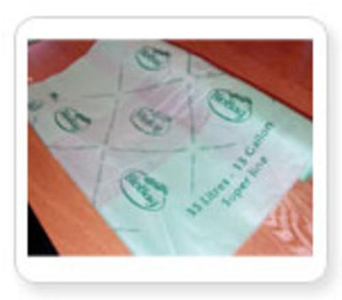 100% Biodegradable/Compostable 35 Litre Cornstarch Bin Liner
