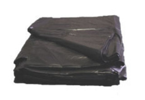 Value Waste Black Bin Liner for Office & Hotels