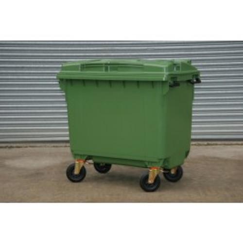 Polythene Waste Bin - 450kg Max Load