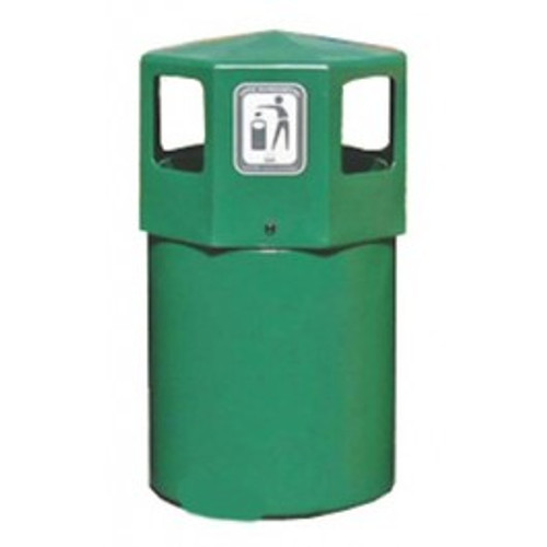 Midi Octaplus External Litter/Recycling Bin