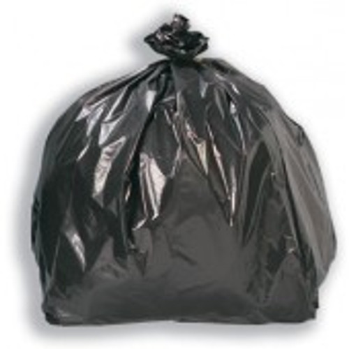 Black Refuse Sack 18x29x39 20Kg 200g