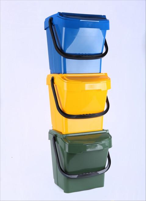 Urba 40 Litre PLUS Stackable Recycling Bin