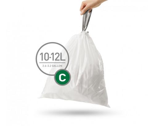 simplehuman bin liner code C